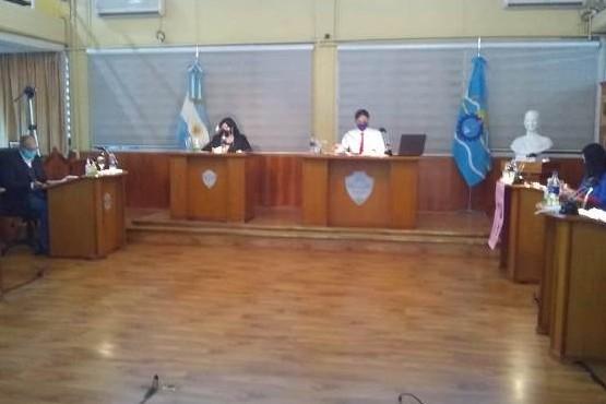 Los concejales repudiaron los dichos del fiscal en la causa