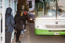 Transporte urbano de pasajeros sin distanciamiento social