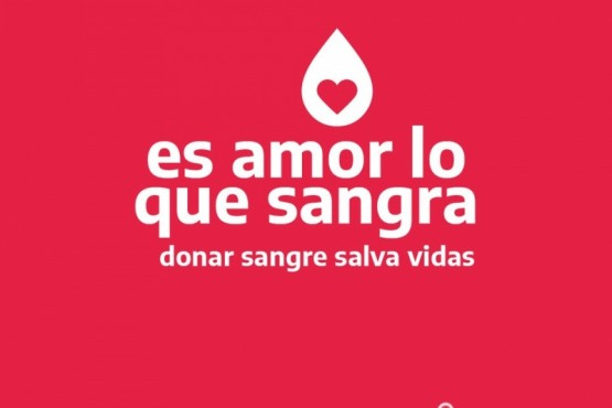 Lanzan campaña para promover la donación voluntaria de sangre