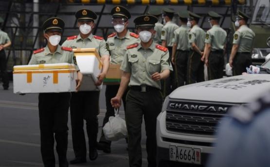 China suma restricciones por temor a un rebrote