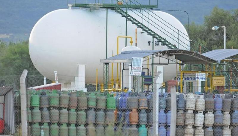 Varias localidades de Santa Cruz cuentan con zepelines ya que no cuentan con gasoductos. (Archivo).