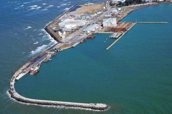 Se suspendieron las actividades en el muelle pesquero