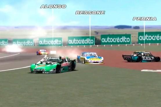 Hubo competencia virtual con presencia de Santa Cruz.