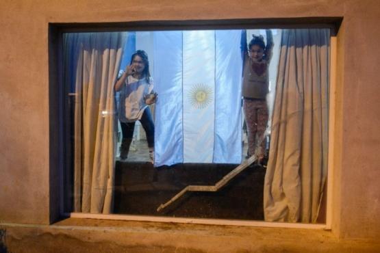 #BanderademiCorazon: Convocan a embanderar las casas