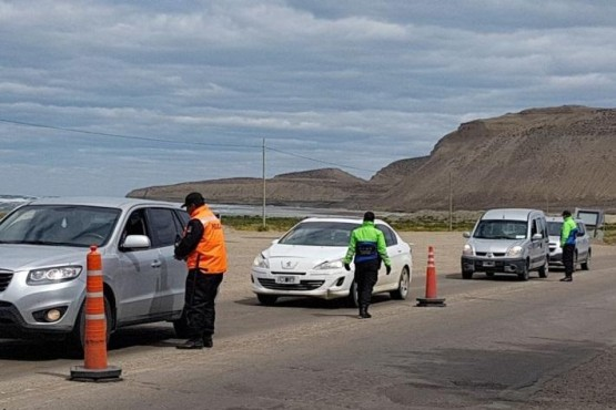 Santa Cruz reforzará la vigilancia en zona norte ante brote de Coronavirus en Chubut