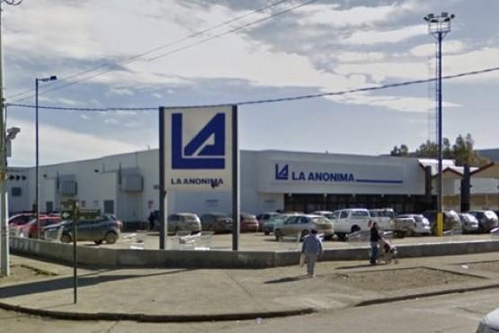 Confirmaron un caso positivo de Coronavirus en el supermercado La Anónima