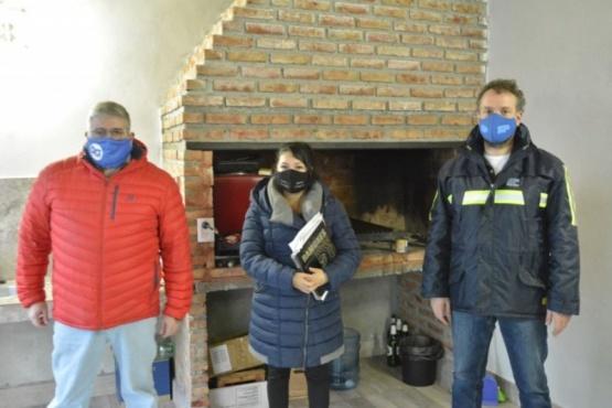 Autoridades de Distrigas y de SPSE continúan trabajando en barrios