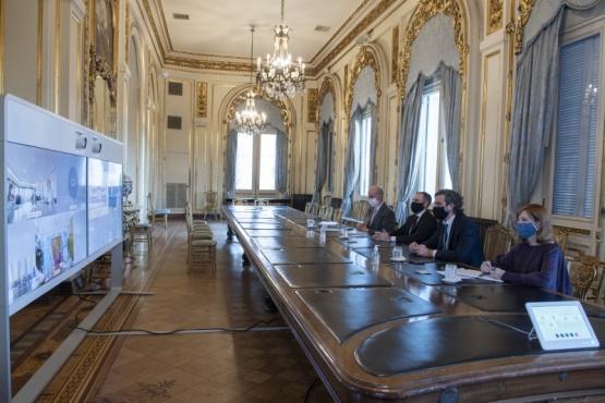 Gobierno firmó convenios por 13,6 mil millones con Córdoba, Santa Fe y Santa Cruz