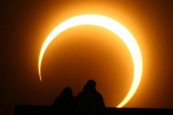 """Cómo seguir de cerca el eclipse """"Anillo de fuego"""" que ocurrirá el 21 de junio"""