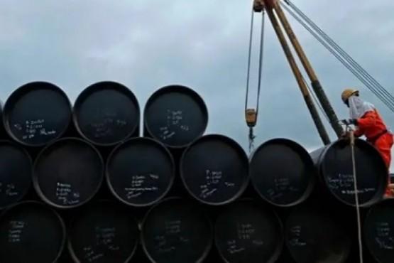 La liquidación de regalías aún no tuvo en cuenta la totalidad del barril a 45 dólares. (Archivo).