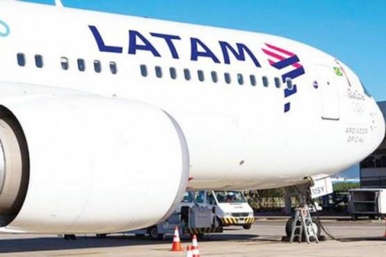 El Gobierno busca que Latam siga operando en el país