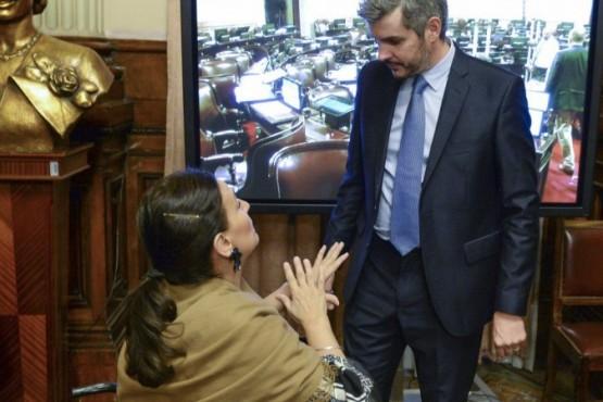 Allanan Jefatura de Gabinete por contrataciones irregulares de Marcos Peña