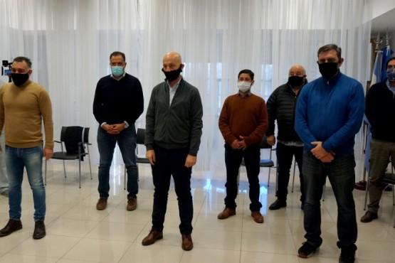 Santa Cruz y Chubut avanzan en un protocolo sanitario interprovincial