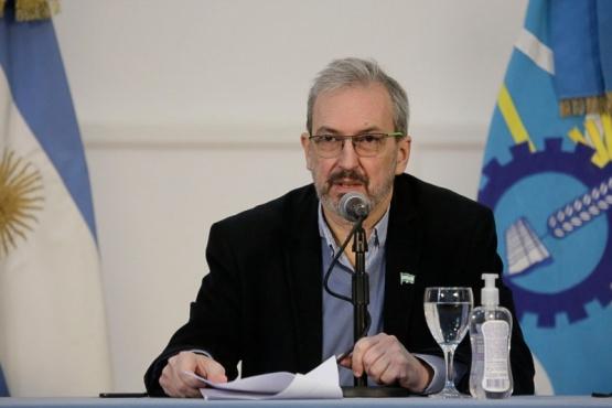 Chubut recibió 5 nuevos respiradores del Ministerio de Salud de la Nación