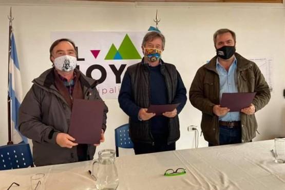 Intendentes firmaron convenio solicitando autorizar la circulación de trabajadores