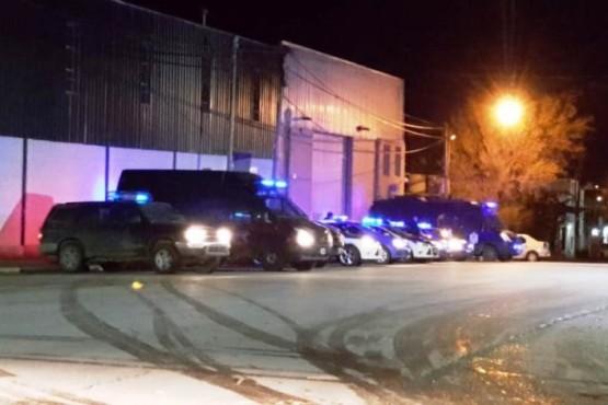 Refuerzan los operativos de seguridad en Caleta Olivia