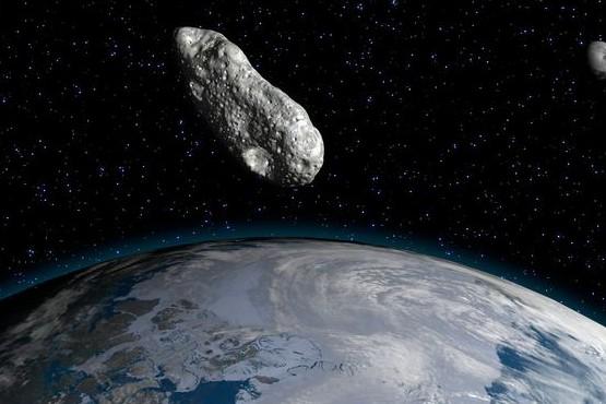 LA NASA reveló que un enorme asteroide rozará la Tierra la próxima semana