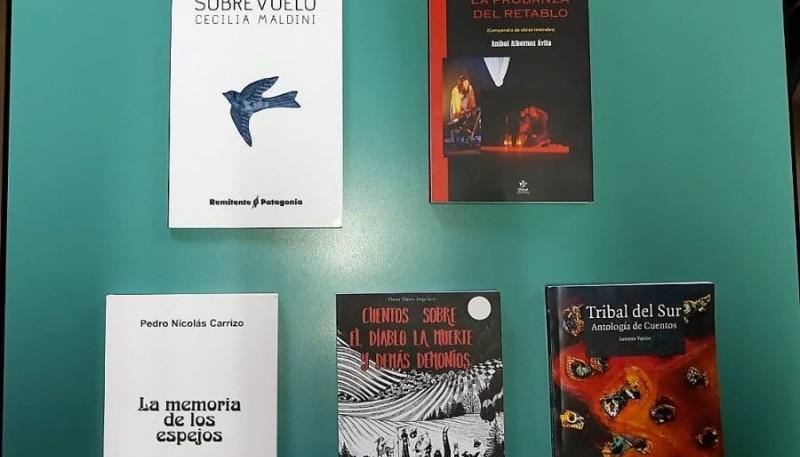 Feria Virtual del Libro: Seleccionaron cinco obras literarias