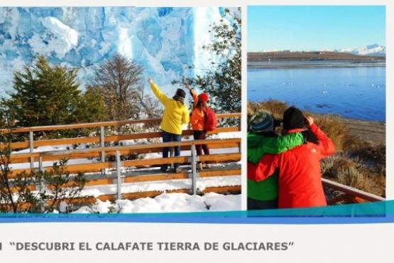 El Calafate marcó récord de asistentes en los webinars de Argentina