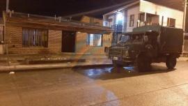 Un detenido y dos prófugos tras allanamientos que incautaron medio kilo de cocaína