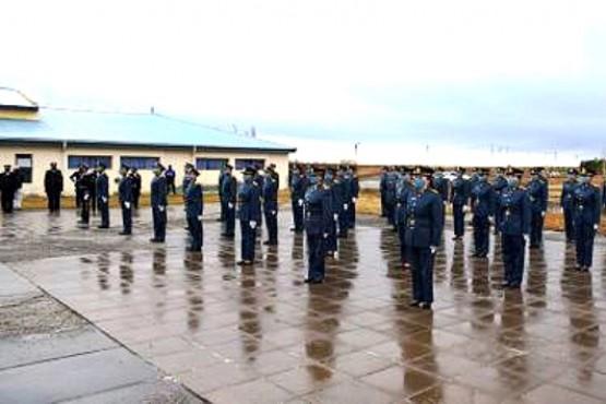 Jura a la bandera de los cadetes