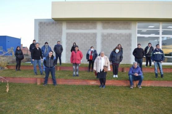 Avanzan en homenaje a vecinos y vecinas del Barrio San Benito