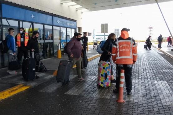 """Seguridad participó en los operativos """"Vuelta a casa"""""""