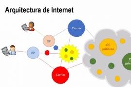 Analizan proyectos para mejorar la conectividad en Esquel y Trevelin
