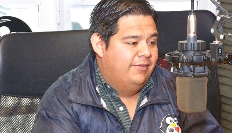 Emilio Maldonado expresó palabras de despedida por el joven que fue apuñalado