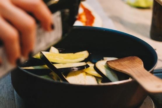Cómo hacer berenjenas al chimichurri