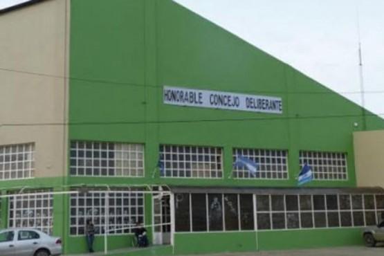 El Honorable Concejo Deliberante despidió a Ronal Astudillo