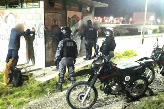 Intento de robo en un Obrador Municipal