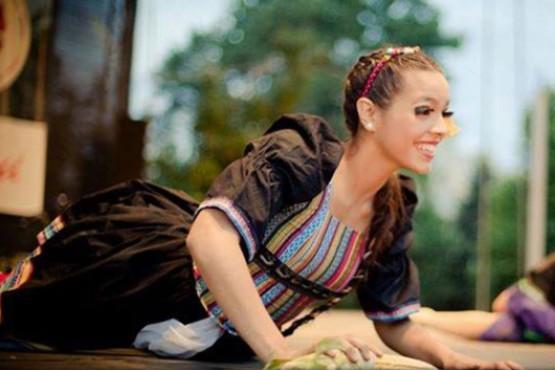 Otra final internacional para el Ballet Santa Cruz