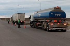 Detectan seis camiones que circulaban sin los permisos adecuados en Santa Cruz