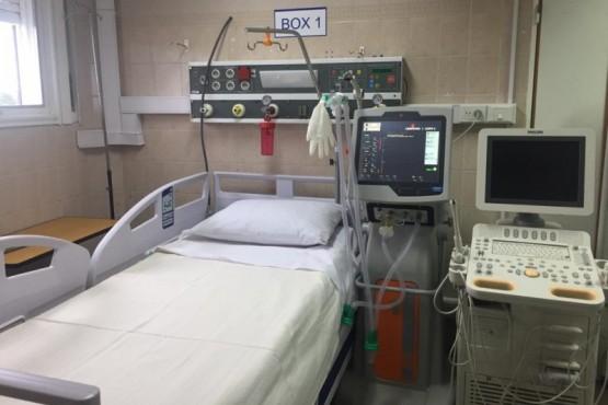 Con nueva terapia intensiva y sin casos de coronavirus en el nosocomio