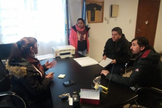 ATE Esquel acordó el pago del SAC para municipales
