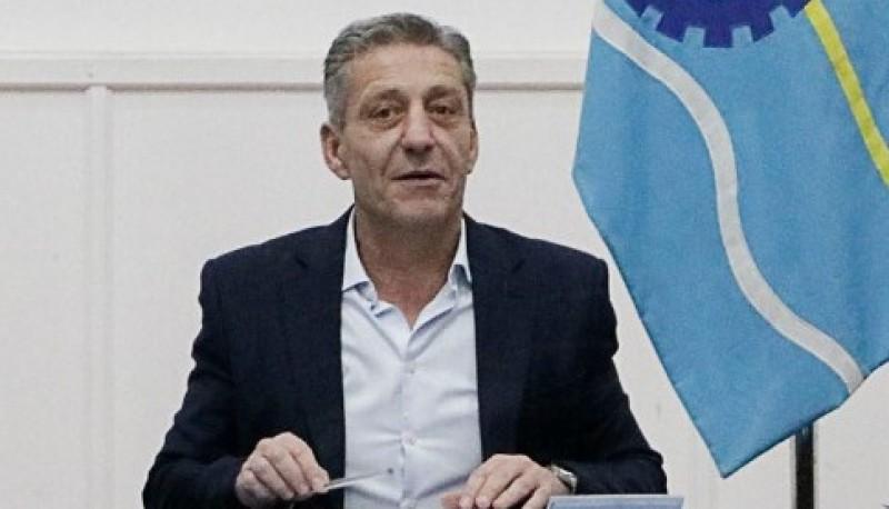 Mariano Arcioni, Gobernador de Chubut.
