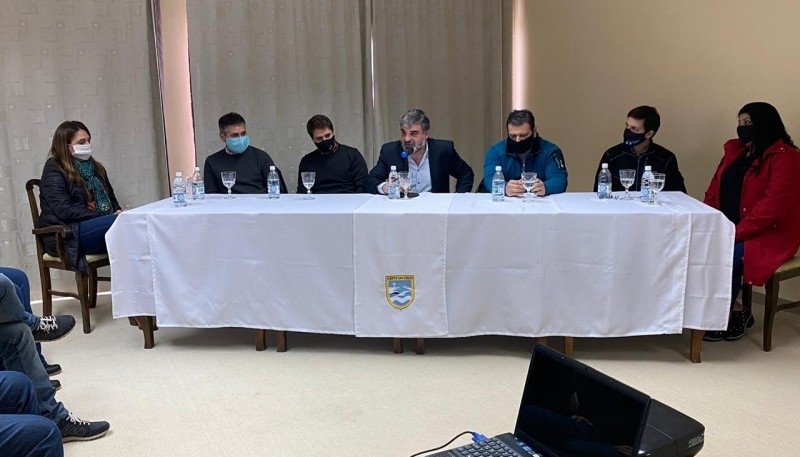 """Zuliani: """"La nueva Ley de coparticipación es un debate que incluye a todas las localidades"""""""