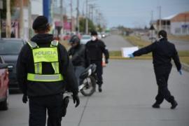 Un efectivo de la policía se quitó la vida