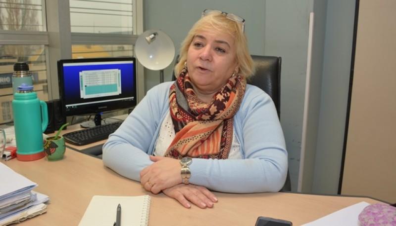 Viviana Carabajal (Foto C.R.)