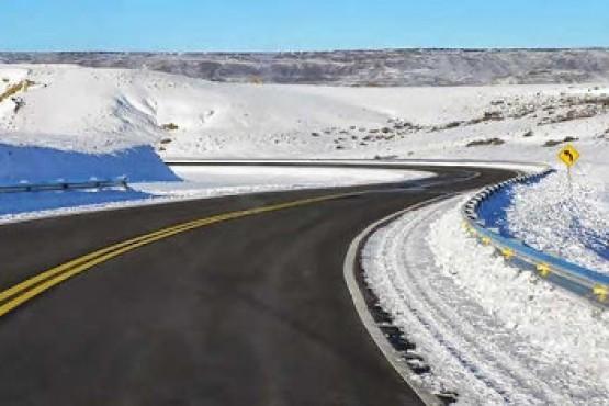 Vialidad solicita extrema precaución en la Ruta N°40