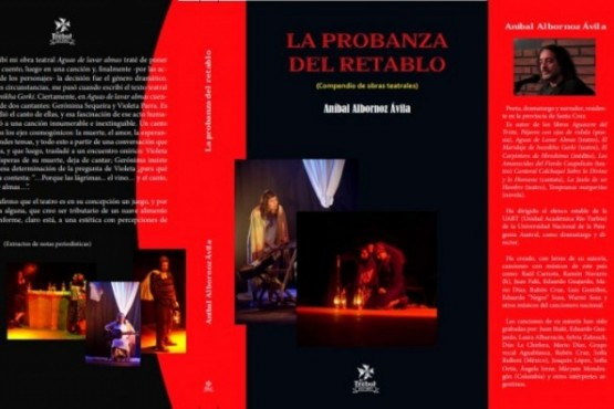 """""""La Probanza del Retablo"""" forma parte de los textos destacados"""