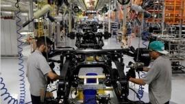 La economía cayó 5,4% antes del impacto de la cuarentena