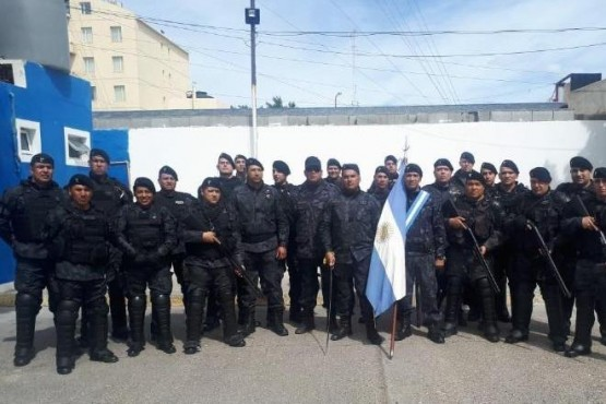 La Sección Guardia de Infantería Zona Norte celebra su 12° Aniversario