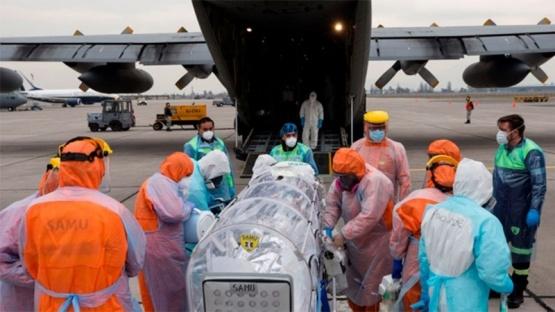 Chile superó los 250.000 casos de coronavirus y acepta propuesta de China