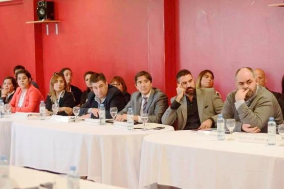 """""""Hoy somos municipio deficitario pero debemos hacer un esfuerzo para funcionar""""."""