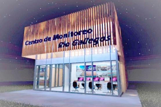 Moderno edificio pensado por la Comuna (Archivo)
