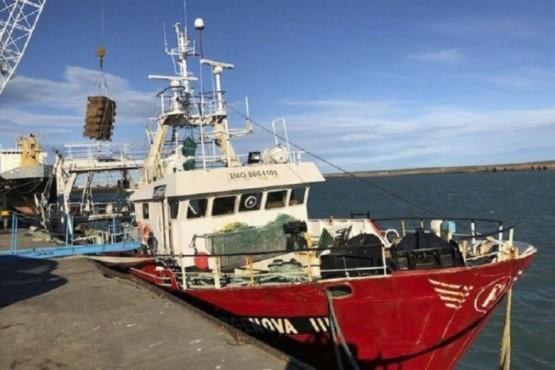 Realizaron controles y fiscalización a empresas pesqueras