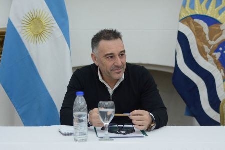 """Álvarez: """"La cuenca del golfo es una sola y su desarrollo debe ser visto de manera integral"""""""