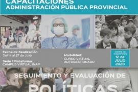 Inscripciones abiertas al curso sobre Seguimiento y Evaluación de Políticas Públicas